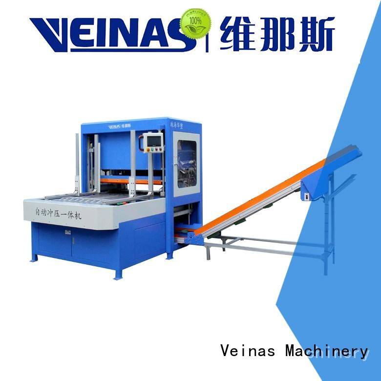 Veinas machine hole punching machine wholesale for workshop