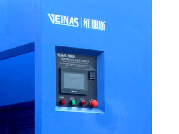 protective automation machinery station for laminating Veinas-2