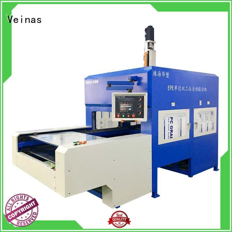 protective foam machine automatic for laminating Veinas
