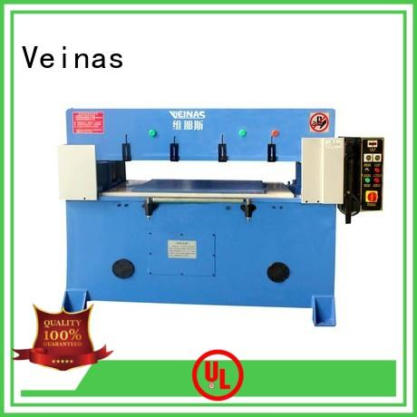 Veinas fully hydraulic cutter promotion for factory