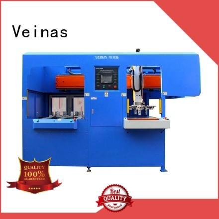 Veinas reliable heat lamination machine for sale for factory