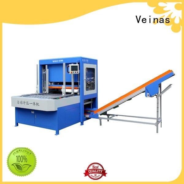 Veinas precision EPE punching machine shaped for workshop
