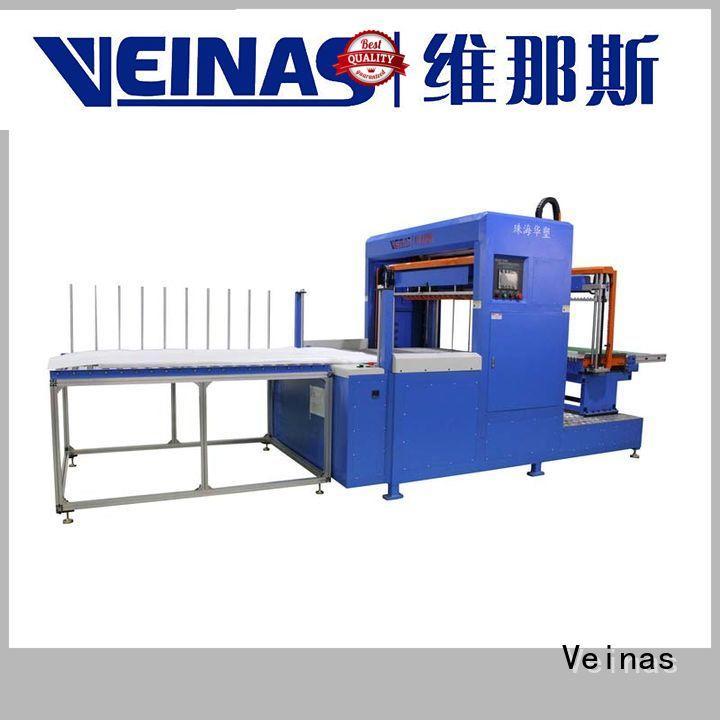Veinas cutting epe foam sheet cutting machine energy saving for wrapper