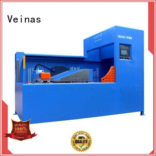 thermal lamination machine feeding epe Veinas Brand company