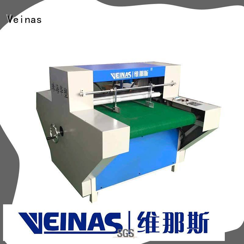 Veinas powerful epe foam sheet production line planar for workshop
