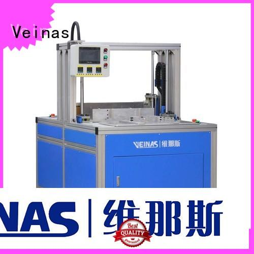 Veinas shaped industrial laminating machine manufacturers Easy maintenance