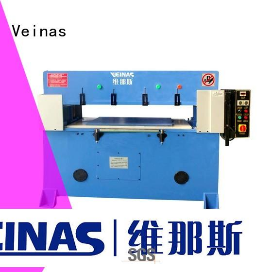 Veinas adjustable hydraulic shearing machine simple operation for packing plant