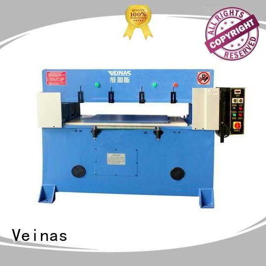 hydraulic cutting machine autobalance for shoes factory Veinas