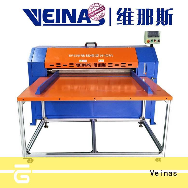 Veinas length slitting cutter for sale for cutting