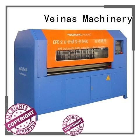 Veinas professional foam board cutting machine machine for wrapper