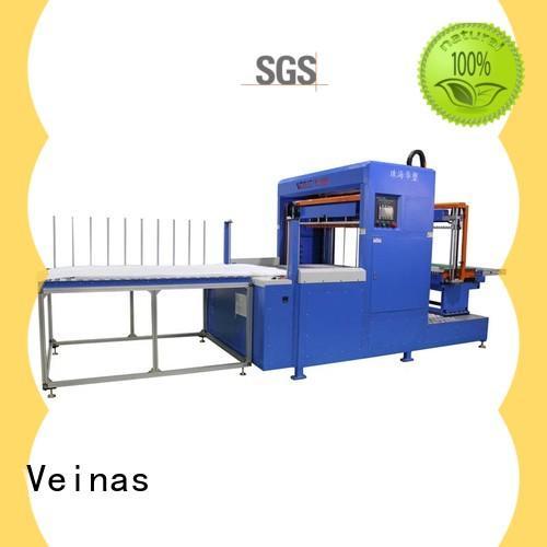 Veinas slitting energy saving for workshop