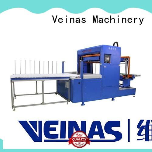 Veinas professional epe foam cutter and presser for sale for wrapper