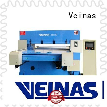 Veinas high efficiency hydraulic angle cutting machine manufacturer for factory