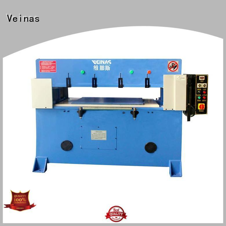 roller hydraulic sheet cutting machine energy saving for workshop Veinas
