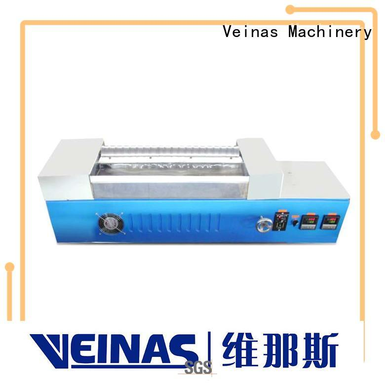 Veinas heating automation equipment suppliers high speed for bonding factory