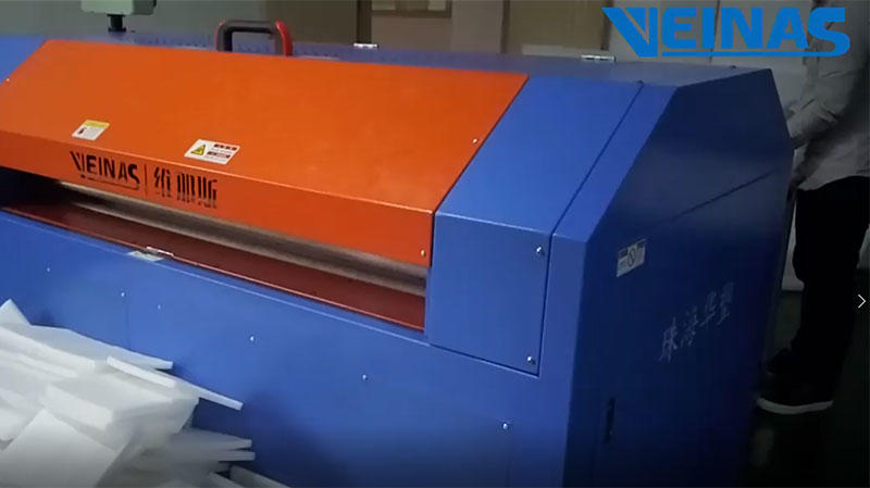 EPE Length And Breadth Cutting Machine