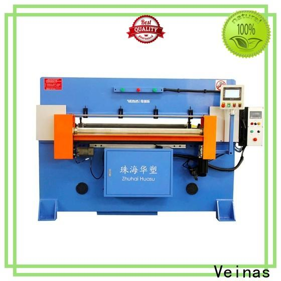 Veinas machine hydraulic angle cutting machine simple operation for packing plant
