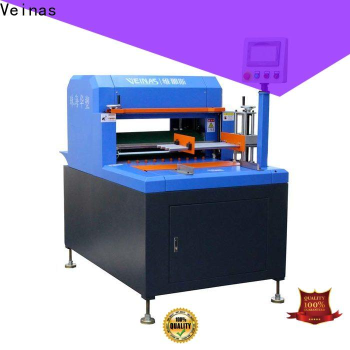 Veinas discharging bonding machine Simple operation for foam