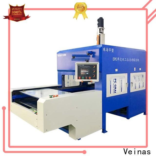 Veinas precision professional laminator Easy maintenance for foam