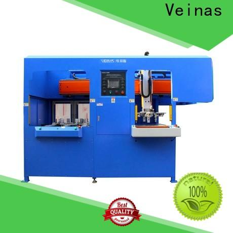 Veinas discharging industrial laminating machine manufacturer for factory