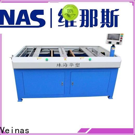 Veinas grooving custom machine builders high speed for workshop