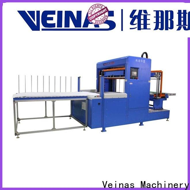 Veinas adjusted epe foam cutting machine proce in india energy saving for factory