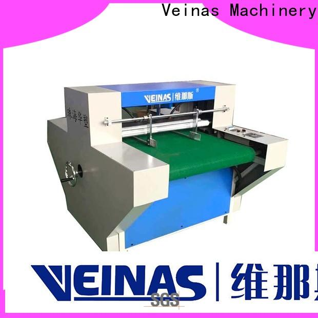 Veinas waste custom machine manufacturer high speed for shaping factory