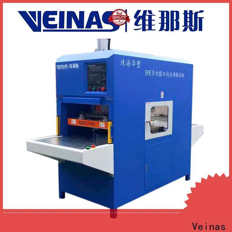 Veinas irregular laminating machine Easy maintenance for workshop