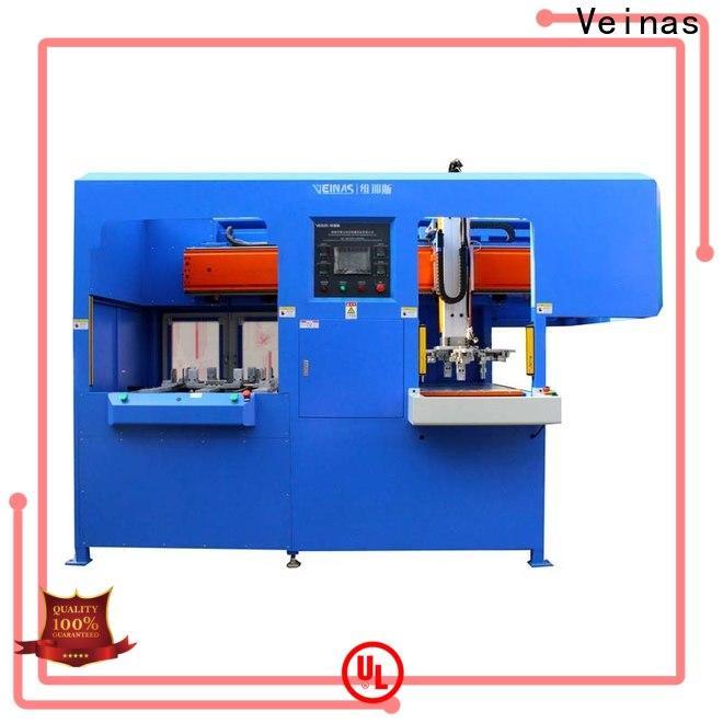 Veinas reliable plastic lamination machine Simple operation for laminating