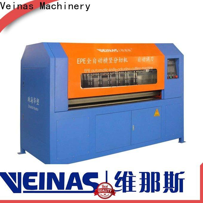 adjusted epe cutting machine epe supplier for foam