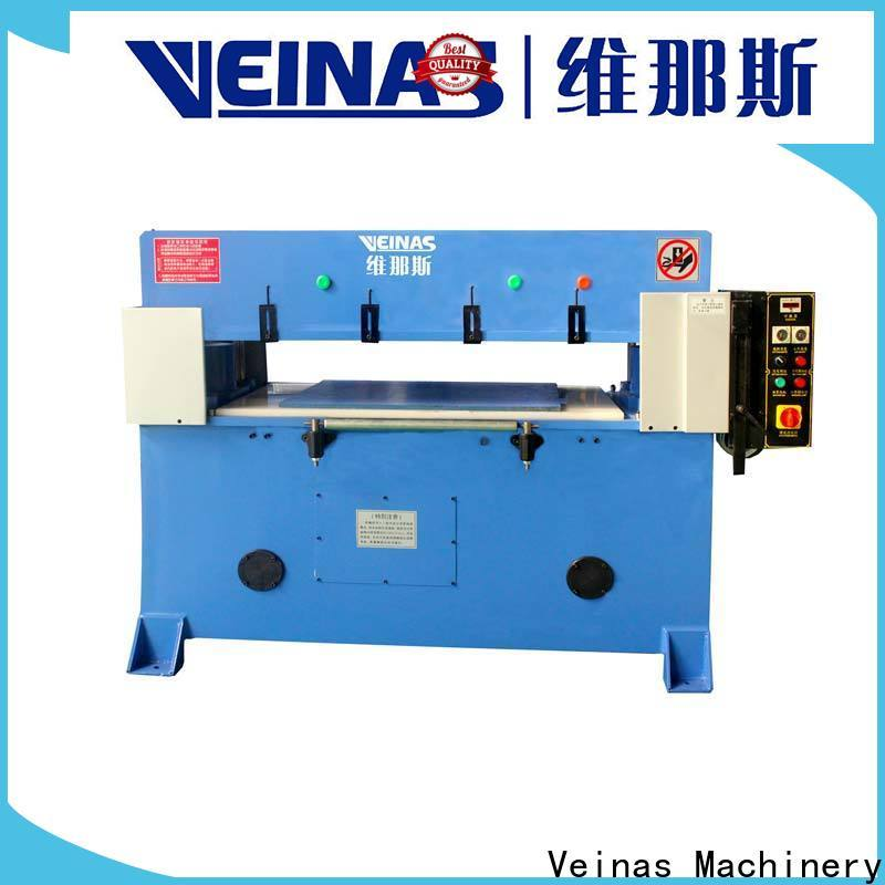 Veinas automatic hydraulic shear promotion for shoes factory