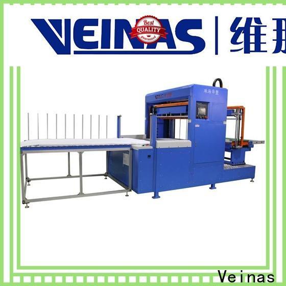 Veinas machine foam sheet cutting machine supplier for factory