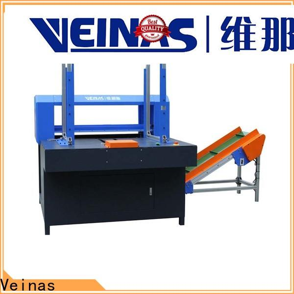 Veinas grooving epe foam sheet production line wholesale for factory
