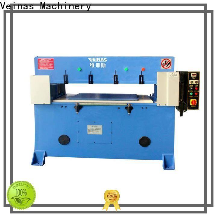 Veinas flexible hydraulic shear cutter manufacturer for bag factory