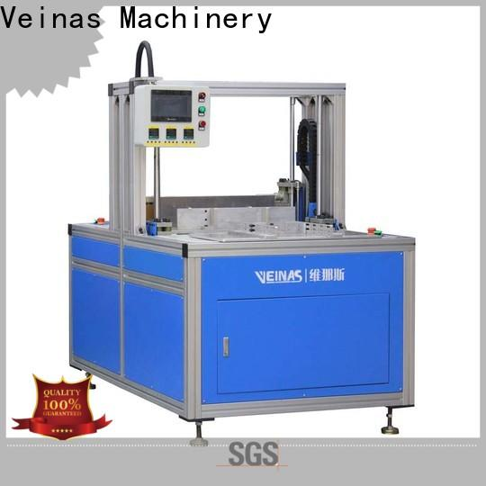 Veinas two roll to roll lamination machine factory price for foam