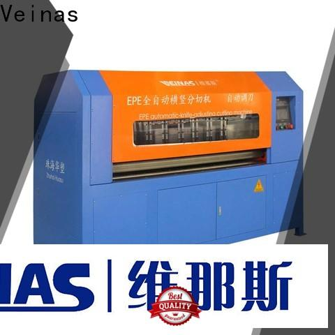 Veinas automaticknifeadjusting mattress machine easy use for workshop