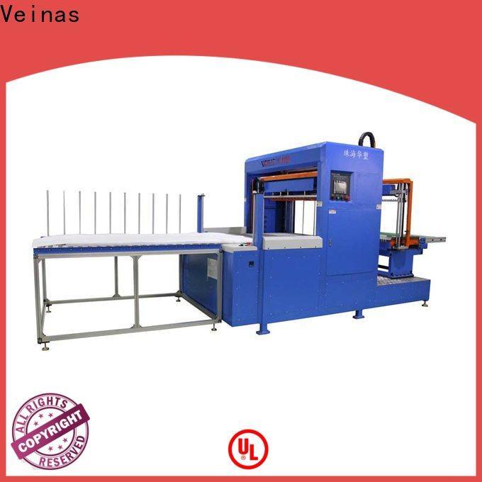 Veinas hispeed foam cutting machine price supplier for workshop