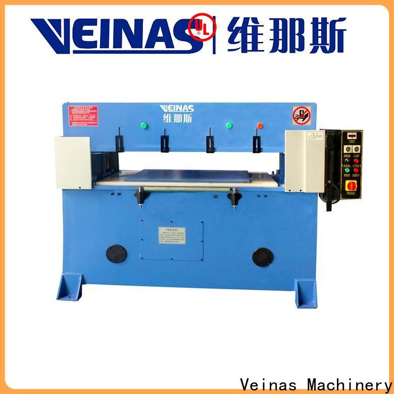 Veinas cutting hydraulic cutter promotion for packing plant