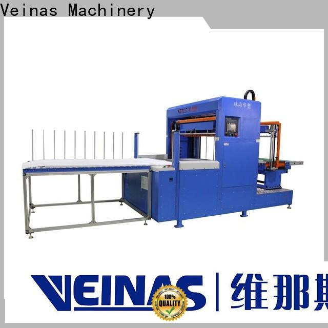 Veinas durable foam cutting machine price for sale for factory