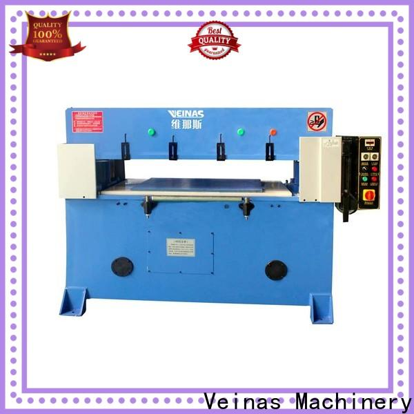 Veinas doubleside hydraulic angle cutting machine energy saving for factory