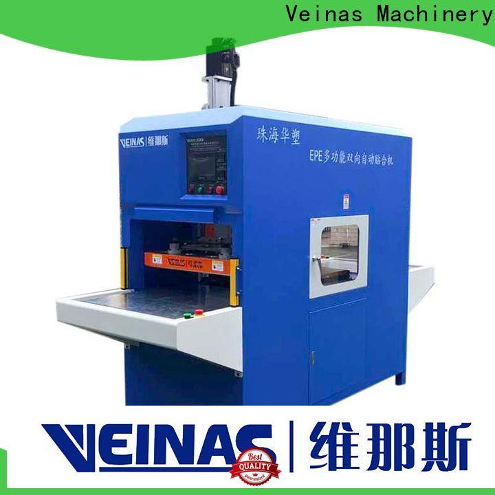Veinas laminator plastic lamination machine manufacturer for workshop