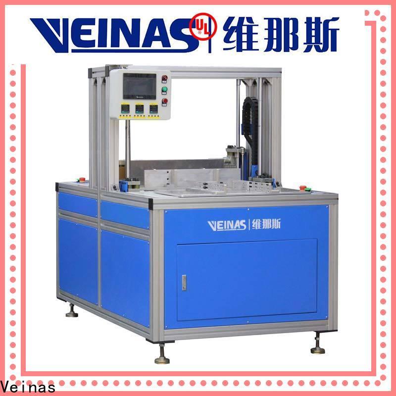 Veinas smooth film lamination machine factory price for workshop