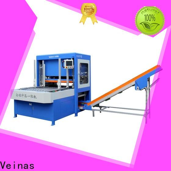 Veinas automatic EPE foam punching machine directly price for punching