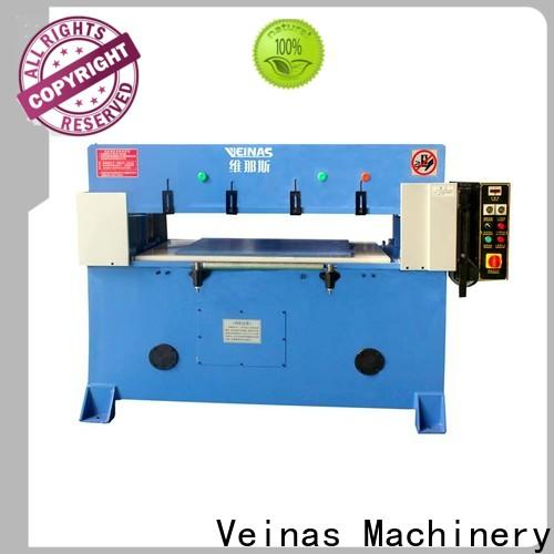 Veinas roller hydraulic angle cutting machine for sale for packing plant