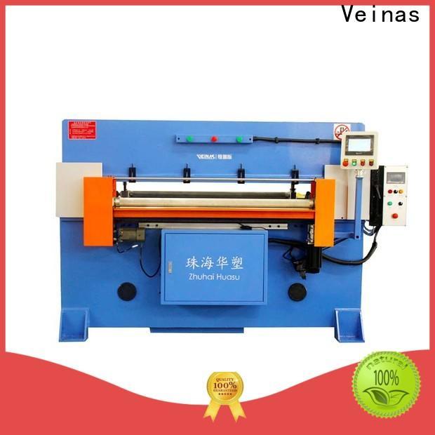 Veinas precision hydraulic shear simple operation for workshop