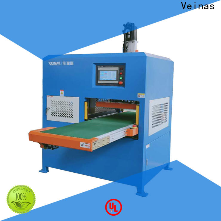 Veinas precision foam lamination process factory price for workshop