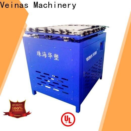 Veinas durable vertical foam cutting machine high speed for cutting