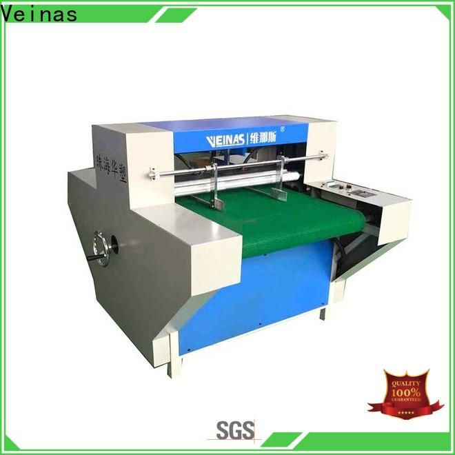 Veinas manual automation machine builders wholesale for workshop
