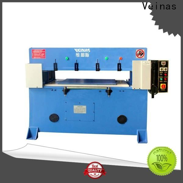 Veinas high efficiency hydraulic angle cutting machine promotion for packing plant
