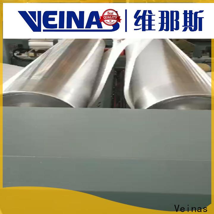 Veinas feeding thermal lamination machine for sale for laminating